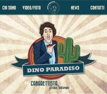 Dino Paradiso: attore comico