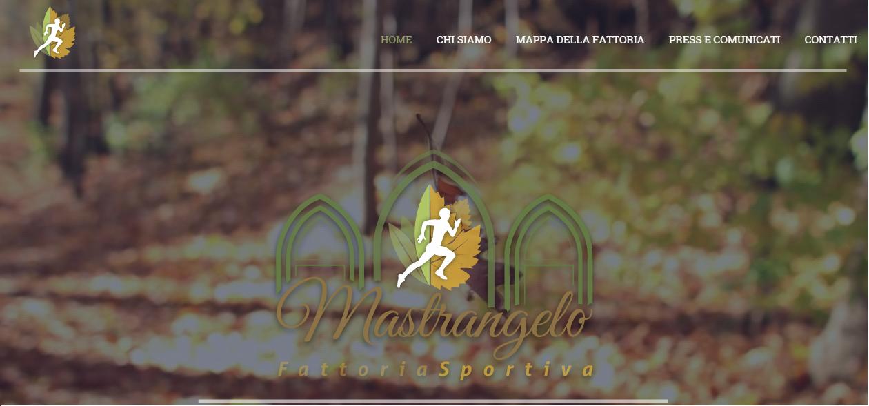 Fattoria sportiva mastrangelo amaranto design srl for Planimetrie della fattoria contemporanea
