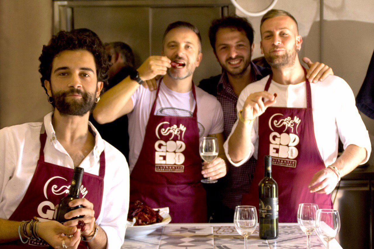 L'ecommerce di cibo e vino Made in Basilicata, con le ricette degli chef del posto. Godebo