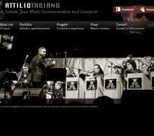Attilio Troiano – Italian Jazz Multi-instrumentalist and composer
