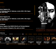 UMBERTO VIGGIANO: Musicista