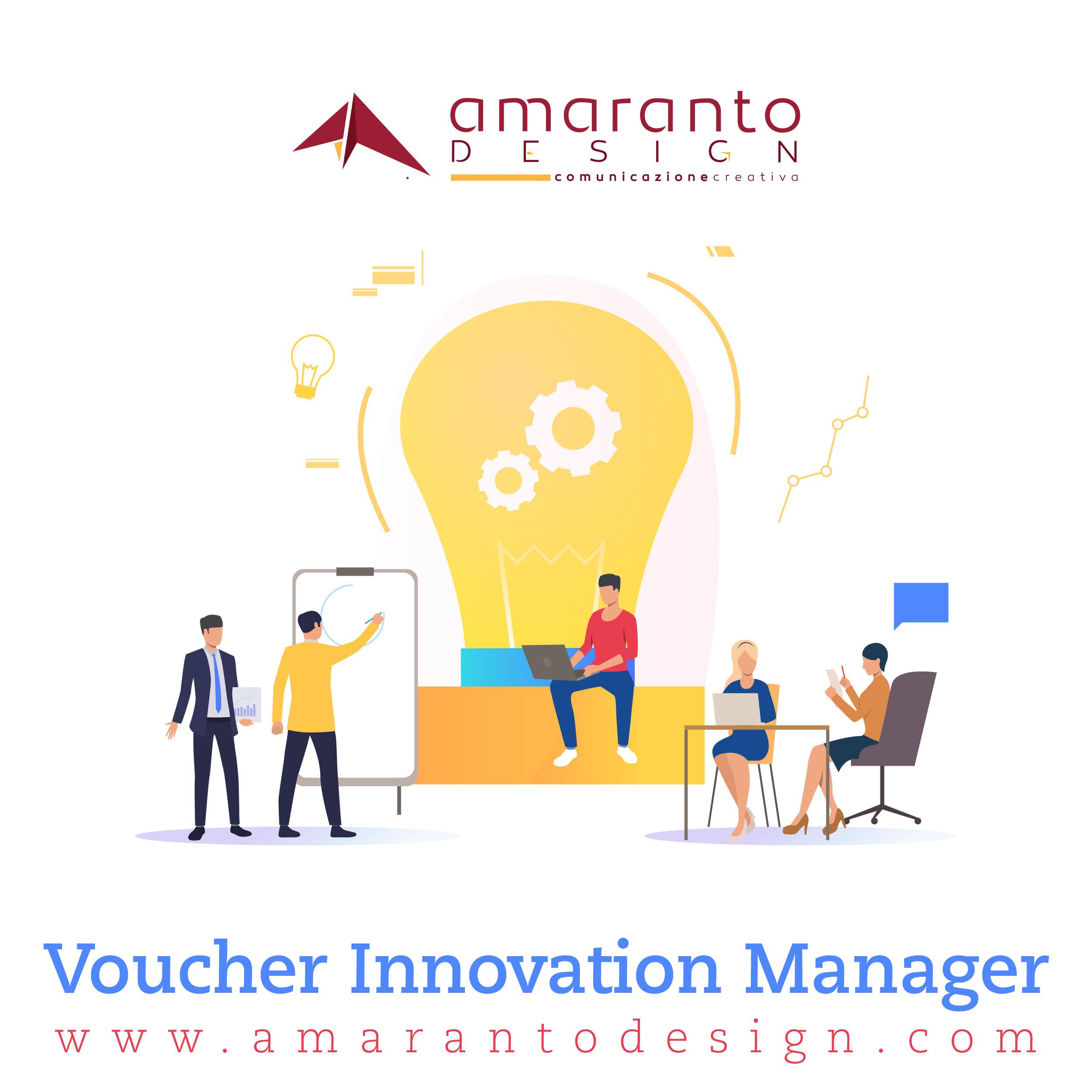 Voucher Innotavion Manager,  sostenere i processi di trasformazione tecnologica e digitale costa meno!